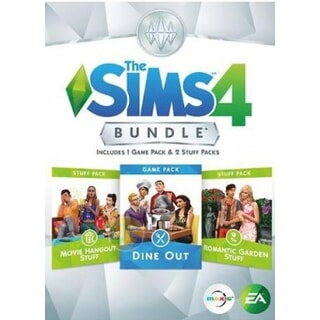 The Sims 4 - Bundle Pack 3 CD-KEY Original