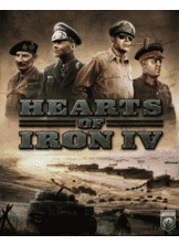 Hearts of Iron IV CD-KEY Original