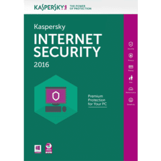Kaspersky Internet Security Multi Device 2016 1 Year 4 PC Licenta Electronica