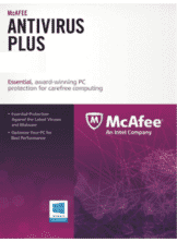 McAfee AntiVirus Plus 2016 - 1-Year 1 PC Licenta Electronica