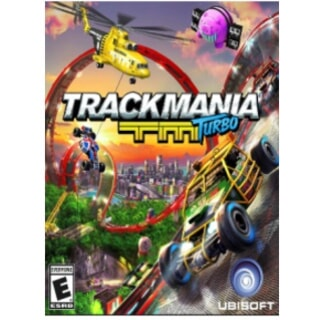 Trackmania Turbo CD-KEY Original