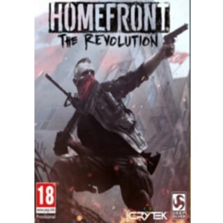 Homefront: The Revolution CD-KEY Original
