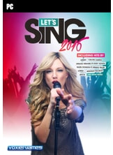Let's Sing 2016 CD-KEY Original