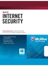 McAfee Internet Security 2016 1 Year 3 PC Licenta Electronica