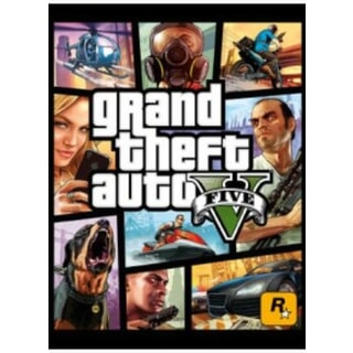 Grand Theft Auto V GTA CD-KEY Original