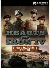 Hearts of Iron IV (Field Marshal Edition) CD-KEY Original