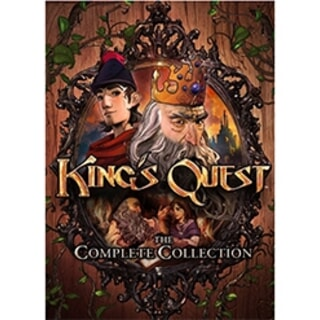King's Quest Complete Collection CD-KEY Original