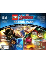 LEGO: Marvel's Avengers - Season Pass (DLC) CD-KEY Original