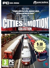 Cities in Motion Collection CD-KEY Original