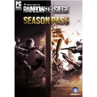 Tom Clancy's Rainbow Six: Siege - Season Pass (DLC) CD-KEY Original