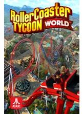 RollerCoaster Tycoon World CD-KEY Original