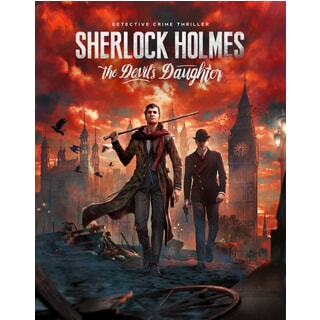 Sherlock Holmes: The Devil's Daughter CD-KEY Original