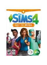 The Sims 4: Get to Work CD-KEY Original
