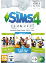 The Sims 4 - Bundle Pack 2 CD-KEY Original