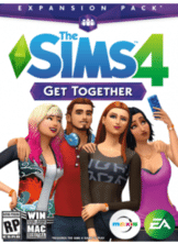 The Sims 4: Get Together CD-KEY Original