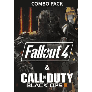 Fallout 4 + Black Ops 3 Combo Pack CD-KEY Original