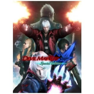 Devil May Cry 4 (Special Edition) CD-KEY Original