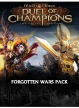 Might & Magic - Duel of Champions Forgotten Wars Pack CD-KEY Original