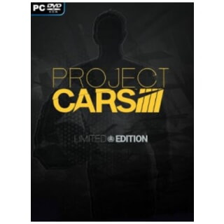 Project CARS (Limited Edition) CD-KEY Original