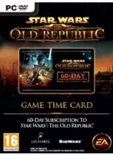 Star Wars: The Old Republic (SWTOR) 60-day Time Card CD-KEY Original