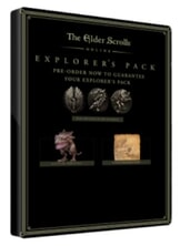 The Elder Scrolls Online - Explorer Pack (DLC) CD-KEY Original